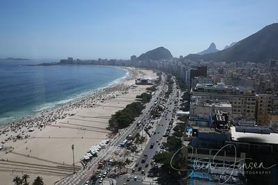 Travel; Brazil; Brasilien; Rio de Jr.; Reistorante Alloro;