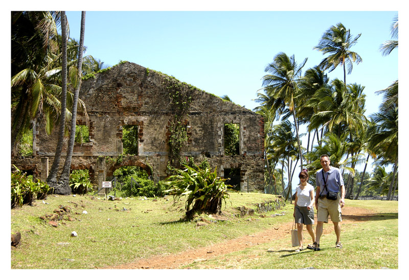 Devils Island French Guyana Andresalvador