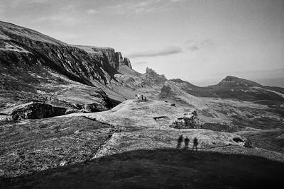 Quiraing, Trotternish, Skye