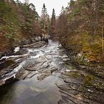 The Great Glen Way - River Moriston