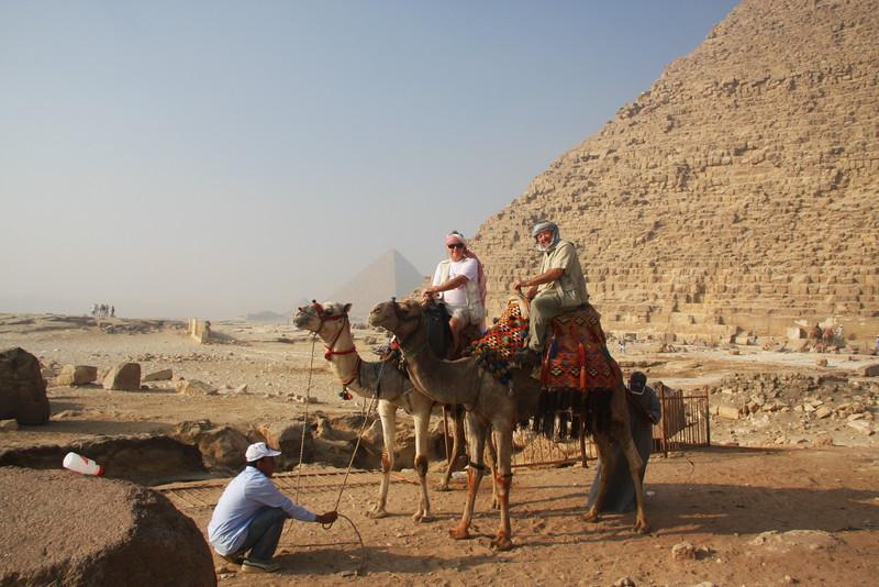 Cairo and Giza Nov 15 2007