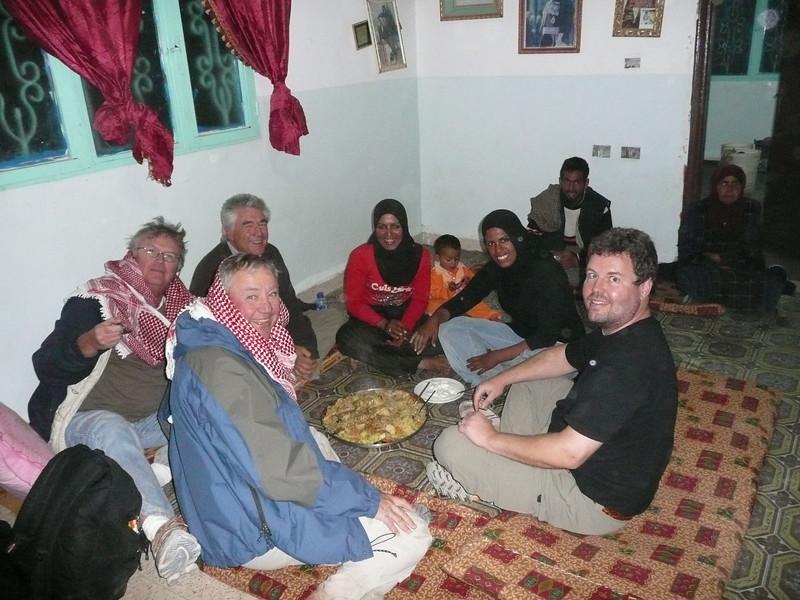 From Aquaba to Petra Nov 21-22 2007