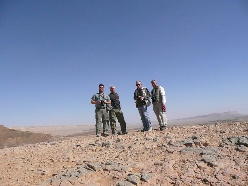 Mitzpe Ramon Negev Desert Nov 20 2007