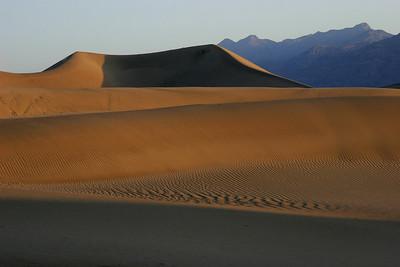 The highest dune.