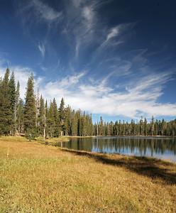 Summit Lake.