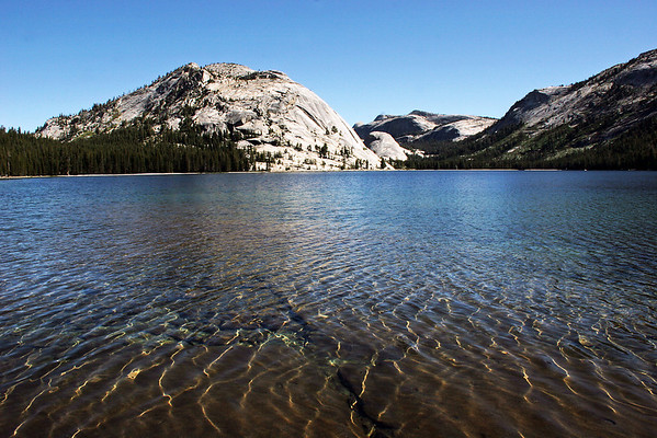 Yosemite & Saddlebag Lake - Fall 2011