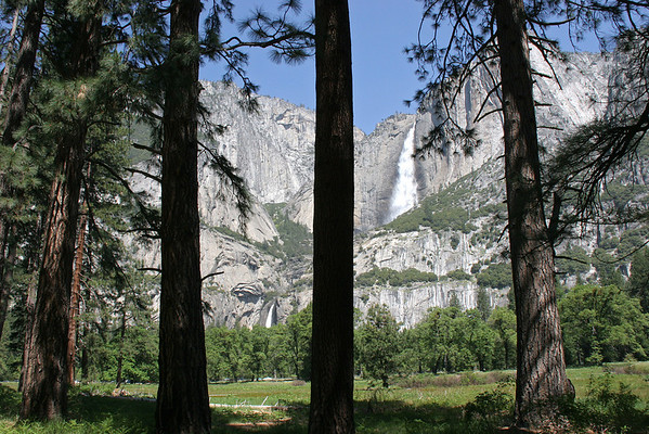 Yosemite Valley - Spring 2012