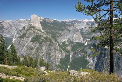 Glacier Point View.