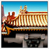 Chinatown roof.