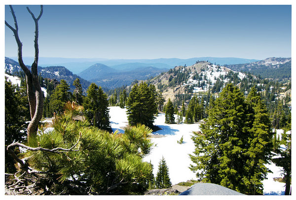 LASSEN VOLCANIC NATIONAL PARK, CALIFORNIA
