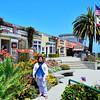 MONTEREY BAY, CANNERY ROW & AQUARIUM, CALIFORNIA
