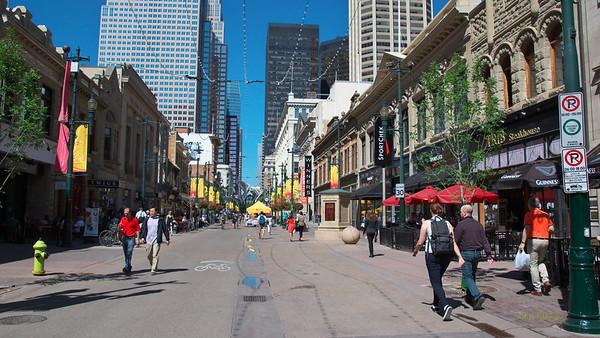 Stephen Avenue Walk