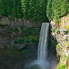 70m high Brandywine Falls