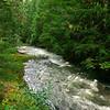 Upstream of Brandywine Falls