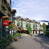 Street view, village of Whistler