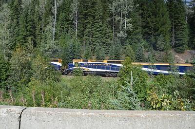 Canada 2015: Valemount, British Columbia