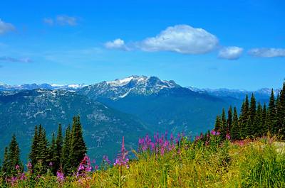 Canada 2015: Whistler, British Columbia