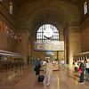 Mile 0. Toronto Union Station