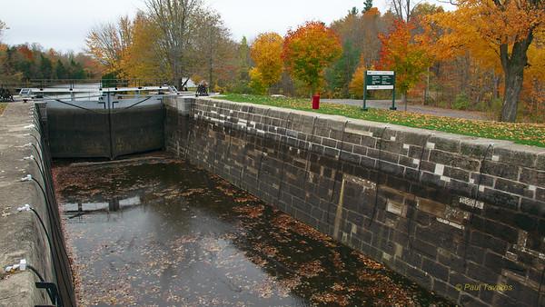 Rideau Canal Upper Brewers Locks