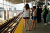 Nice views at the Skytrain Station.