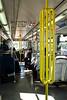 Inside the Skytrain.
