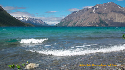 2018 Yukon Alaska Scenery