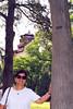 At the Summer Palace island.