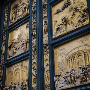 The Baptistery Doors