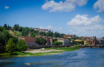 Banks of the Arno