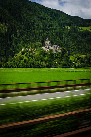 Countryside near Innsbruck