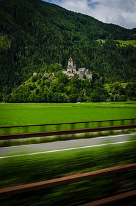 Countryside near Innsbruck