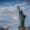 Statue of Liberty - scale model