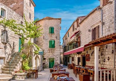 Stari Grad, Croatia.