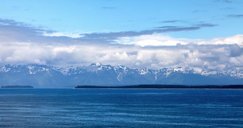 Cruising to Alaska, 2019,  Hubbard Glacier