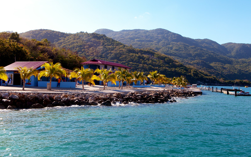 Labadee, Haiti, March, 2012