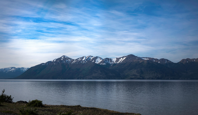 Scenes Along Seward Highway
