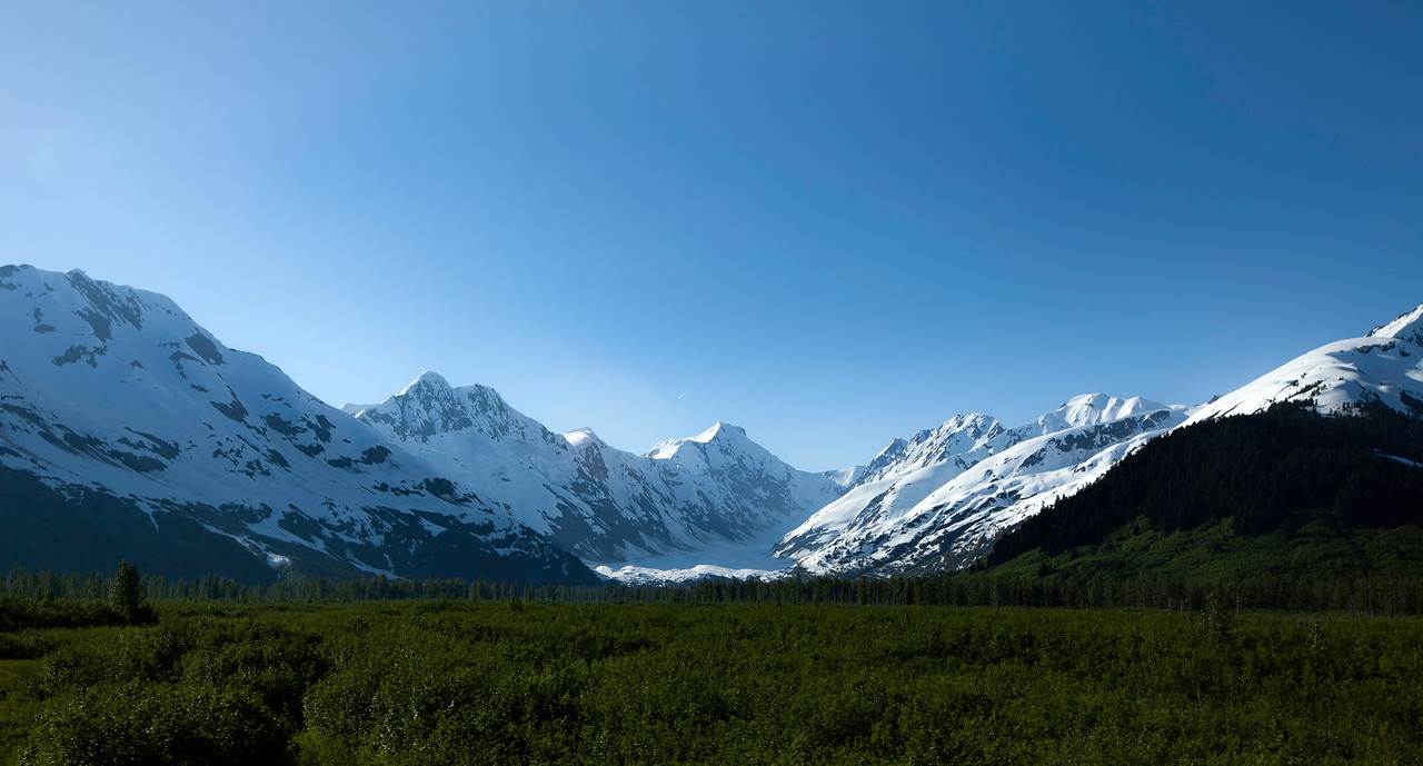 Spencer Glacier - Alaska Railroad
