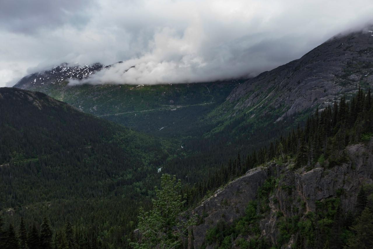 Fraser, British Columbia - White Pass & Yukon Route Railroad