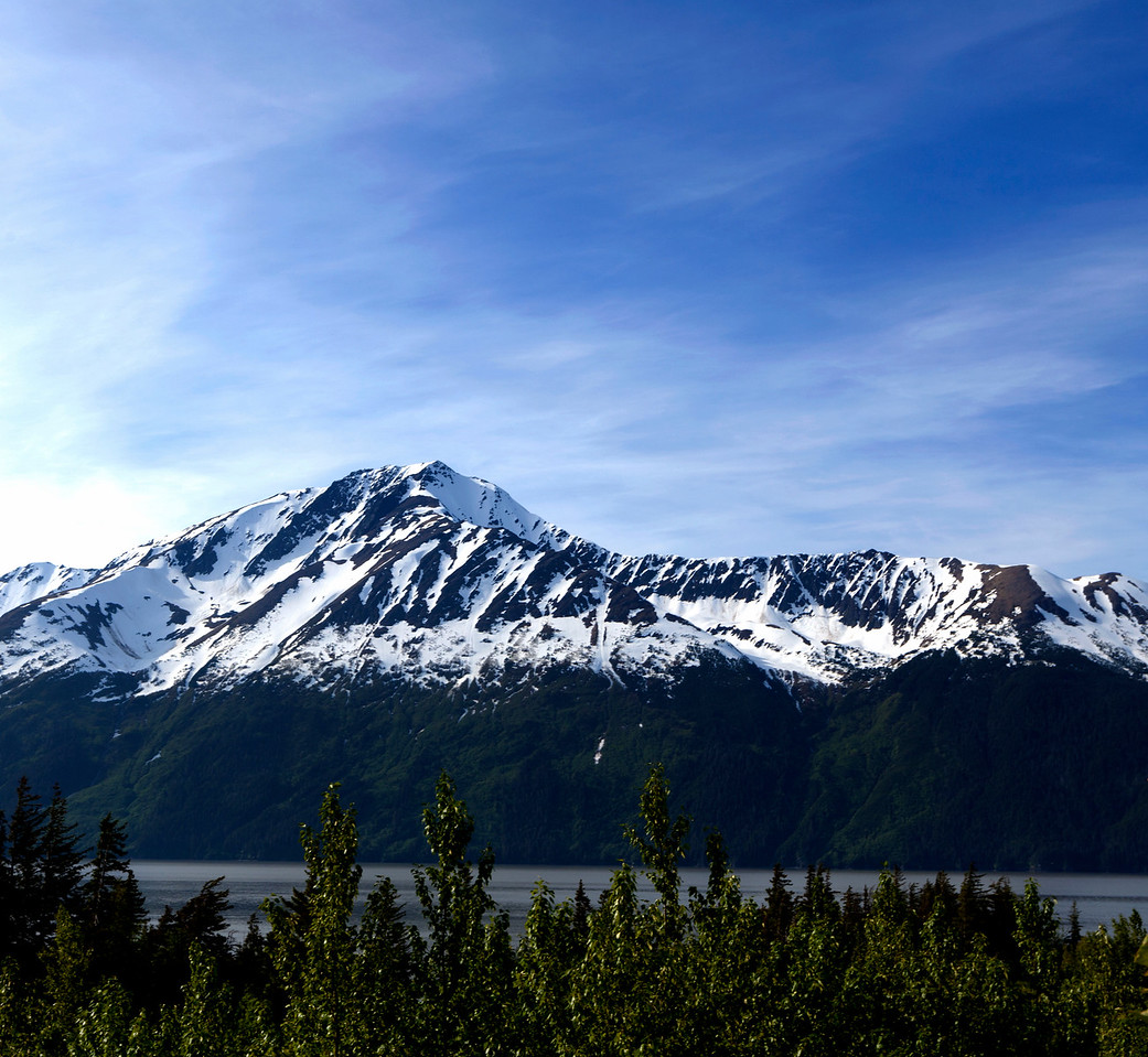 Along the Seward Highway