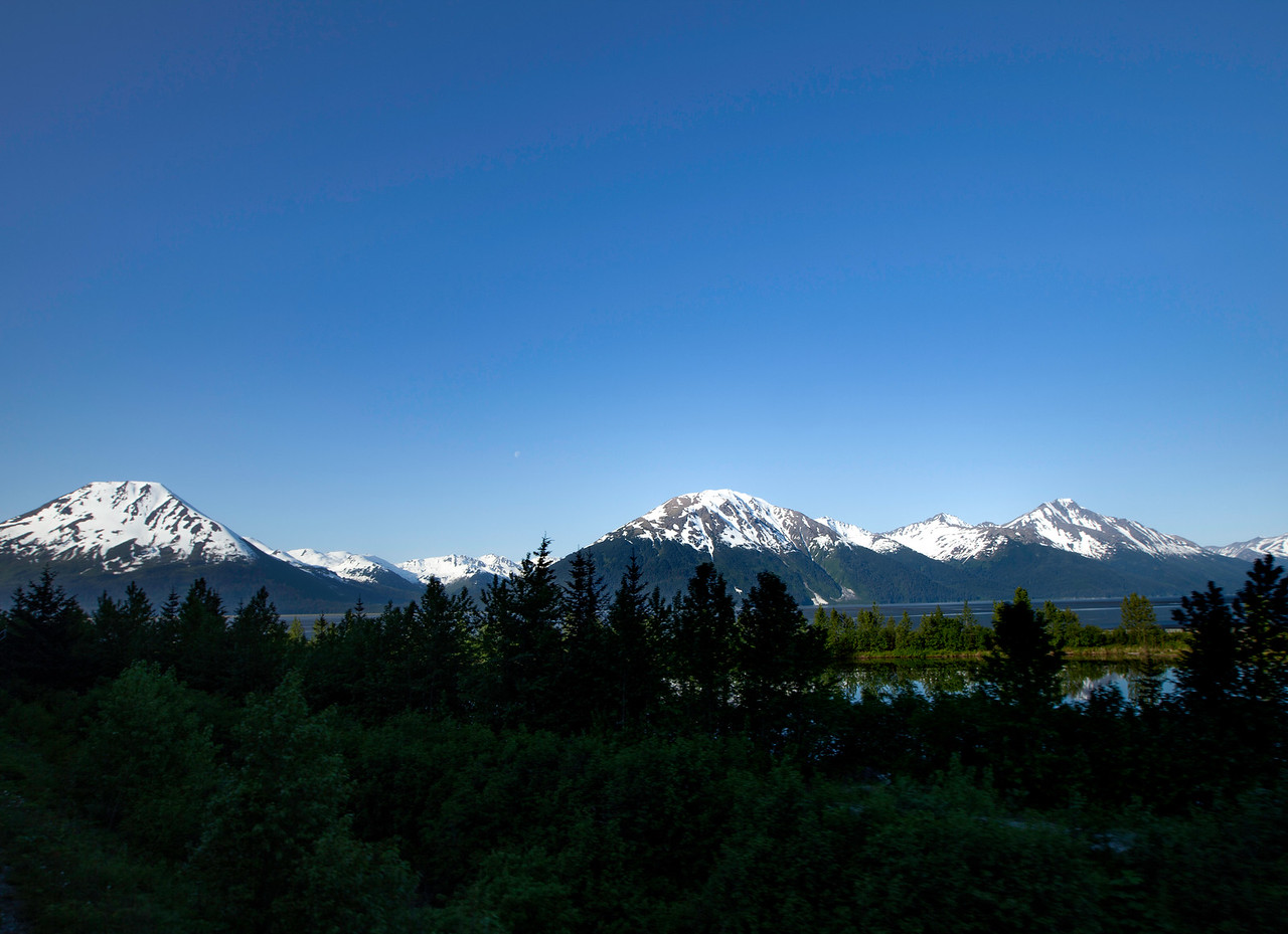 Scenic Beauty - Alaska Railroad
