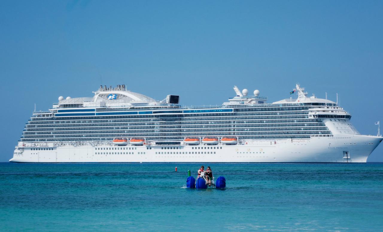 Princess Cay, Bahamas, March 16, 2015