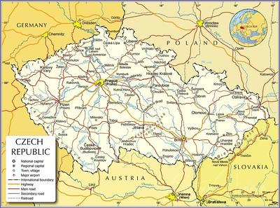 Czech Republic - Tjekkiet