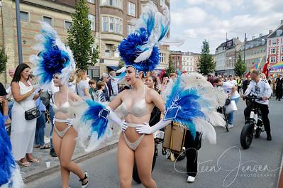 Copenhagen Pride; CPH Pride; 2021;