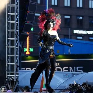 Copenhagen Pride; CPH Pride; Drag Night 2015