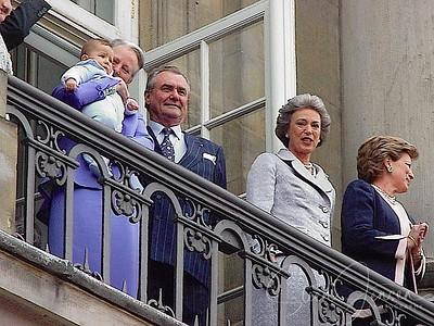 2000-04-16 Queen Margrethe 60  year´s Birthday