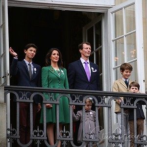 2015-04-16; Queen Margarethe; 75 year;
