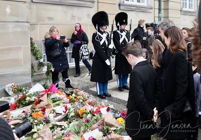 2018-02-13 H.K.H Prins Henrik; 11.06.1934 - 13.02.2018