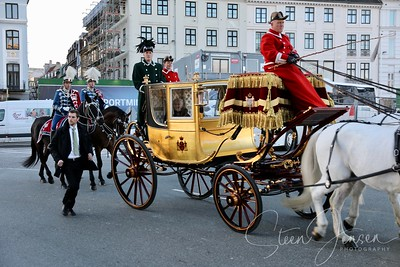 2019-01-04 Queen Margrethe;New Year tradition; 2019;