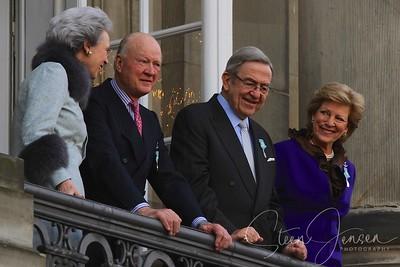 2012-01-15 Queen Margrethe´s 40 th Jubilee
