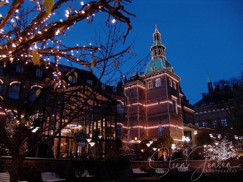 Tivoli at Christmas 2004